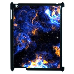 Universe Exploded Apple Ipad 2 Case (black) by WensdaiAmbrose