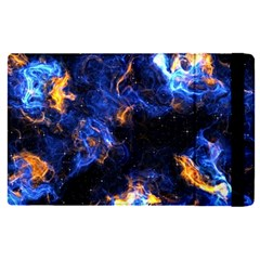 Universe Exploded Apple Ipad Mini 4 Flip Case by WensdaiAmbrose