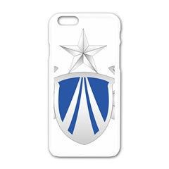 Emblem Of People s Liberation Army Air Force Iphone 6/6s White Enamel Case by abbeyz71
