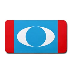 Flag Of Malaysia s People s Justice Party Medium Bar Mats by abbeyz71