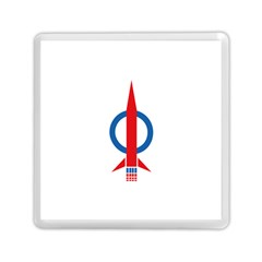 Flag Of Malaysia s Democratic Action Party Memory Card Reader (square) by abbeyz71