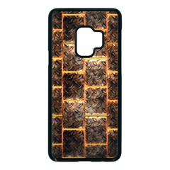 Wallpaper Iron Samsung Galaxy S9 Seamless Case(black) by HermanTelo