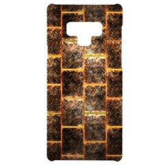 Wallpaper Iron Samsung Note 9 Black Uv Print Case  by HermanTelo
