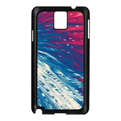 Lines Curlicue Fantasy Samsung Galaxy Note 3 N9005 Case (black) by AnjaniArt