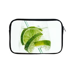 Lime Club Soda Drink Cocktail Apple Macbook Pro 13  Zipper Case