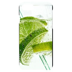 Lime Club Soda Drink Cocktail Iphone 7/8 Black Uv Print Case