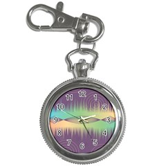 Background Abstract Non Seamless Key Chain Watches