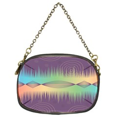 Background Abstract Non Seamless Chain Purse (two Sides) by Pakrebo