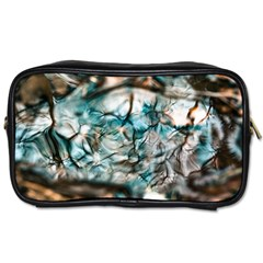 Water Forest Reflections Reflection Toiletries Bag (one Side)