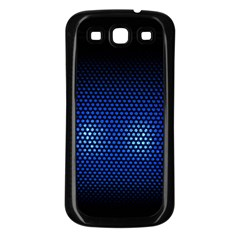 Black Portable Speaker Samsung Galaxy S3 Back Case (black)
