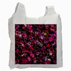 Art Artistic Design Pattern Recycle Bag (one Side) by Pakrebo