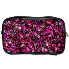 Art Artistic Design Pattern Toiletries Bag (one Side)