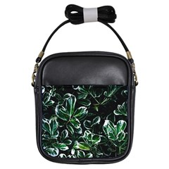 Beautiful Botanical Bright Girls Sling Bag by Pakrebo