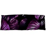 Purple Leaves Body Pillow Case Dakimakura (Two Sides) Front