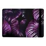 Purple Leaves Samsung Galaxy Tab Pro 10.1  Flip Case Front