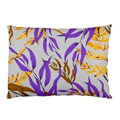 Floral Boho Watercolor Pattern Pillow Case