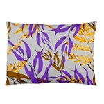 Floral Boho Watercolor Pattern Pillow Case 26.62 x18.9  Pillow Case