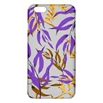 Floral Boho Watercolor Pattern iPhone 6 Plus/6S Plus TPU Case Front