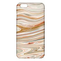 Brown And Yellow Abstract Painting Iphone 6 Plus/6s Plus Tpu Case
