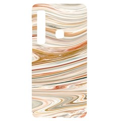 Brown And Yellow Abstract Painting Samsung Case Others