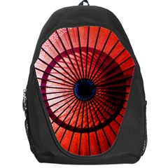 Red Umbrella Backpack Bag