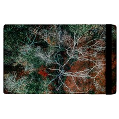 Aerial Photography Of Green Leafed Tree Apple Ipad 3/4 Flip Case