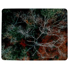 Aerial Photography Of Green Leafed Tree Jigsaw Puzzle Photo Stand (rectangular)