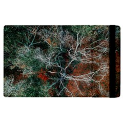 Aerial Photography Of Green Leafed Tree Apple Ipad Pro 12 9   Flip Case