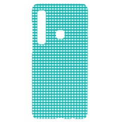 Gingham Plaid Fabric Pattern Green Samsung Case Others by HermanTelo