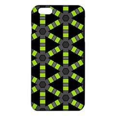 Backgrounds Green Grey Lines Iphone 6 Plus/6s Plus Tpu Case