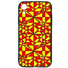 Rby-3-4 Iphone Xr Soft Bumper Uv Case by ArtworkByPatrick