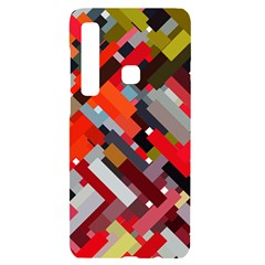 Maze Abstract Texture Rainbow Samsung Case Others by Jojostore