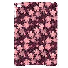Cherry Blossoms Japanese Apple Ipad Mini 4 Black Uv Print Case by HermanTelo