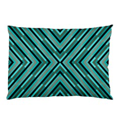 Fabric Sage Grey Pillow Case (two Sides)