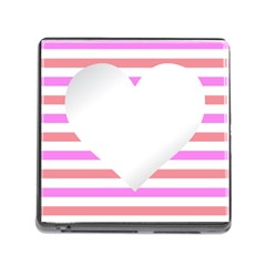 Love Heart Valentine S Day Memory Card Reader (square 5 Slot)