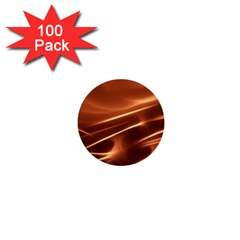 Light Rays Aurora 1  Mini Buttons (100 Pack)