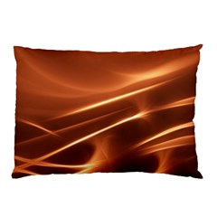 Light Rays Aurora Pillow Case (two Sides)
