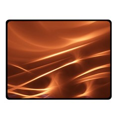 Light Rays Aurora Double Sided Fleece Blanket (small)