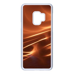 Light Rays Aurora Samsung Galaxy S9 Seamless Case(white) by HermanTelo