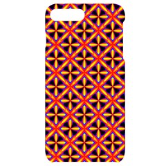 Hexagon Polygon Colorful Prismatic Iphone 7/8 Plus Black Uv Print Case by HermanTelo