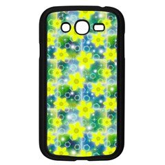 Narcissus Yellow Flowers Winter Samsung Galaxy Grand Duos I9082 Case (black) by HermanTelo