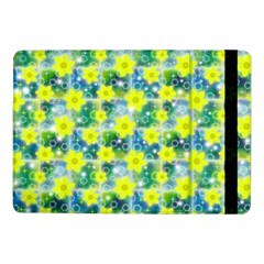 Narcissus Yellow Flowers Winter Samsung Galaxy Tab Pro 10 1  Flip Case by HermanTelo