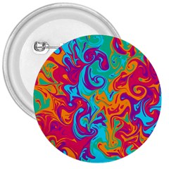 Crazy Swirls 3  Buttons by tarastyle