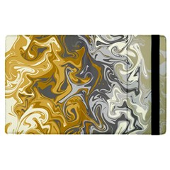 Crazy Swirls Apple Ipad Mini 4 Flip Case by tarastyle