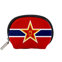 Flag Of The People s Liberation Army Navy, 1950 s Accessory Pouch (small) by abbeyz71