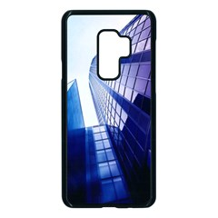 Abstract Architectural Design Architecture Building Samsung Galaxy S9 Plus Seamless Case(black) by Pakrebo
