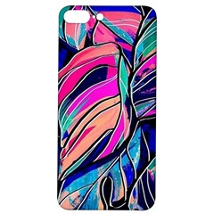Tropical Leaves Resize 2000x2000 Same A3580b Iphone 7/8 Plus Soft Bumper Uv Case by Sobalvarro