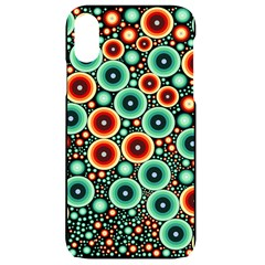 Zappwaits Xl Iphone Xr Black Uv Print Case by zappwaits