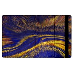 Bomb Background Pattern Explode Apple Ipad 2 Flip Case by Mariart