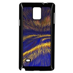 Bomb Background Pattern Explode Samsung Galaxy Note 4 Case (black) by Mariart